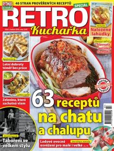Retro kuchařka č. 3 / 2018