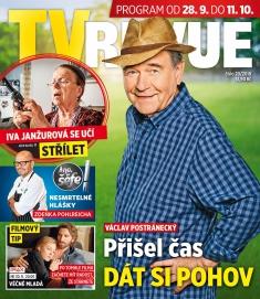 TV Revue č. 20 / 2018