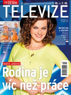 Týdeník Televize č. 40 / 2018