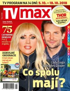 TV Max č. 21 / 2018