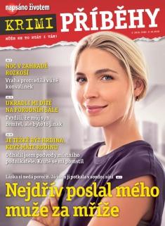 Krimi příběhy č. 2 / 2018