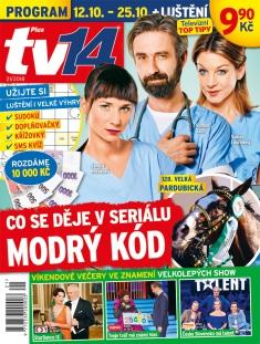 TV Plus 14 č. 21 / 2018