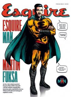 Esquire č. 12 / 2018