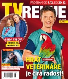 TV Revue č. 25 / 2018