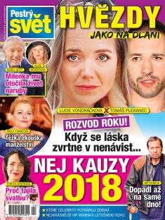 Hvězdy jako na dlani č. 12 / 2018