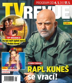 TV Revue č. 1 / 2019
