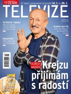 Týdeník Televize č. 3 / 2019
