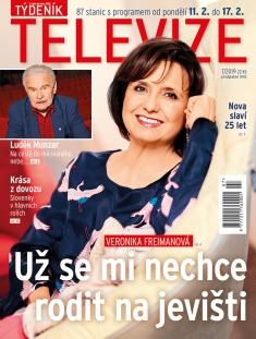 Týdeník Televize č. 7 / 2019