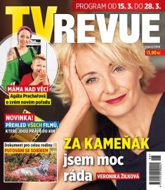 TV Revue č. 6 / 2019