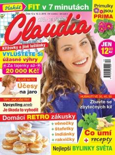 Claudia č. 12 / 2019