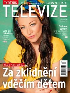 Týdeník Televize č. 13 / 2019