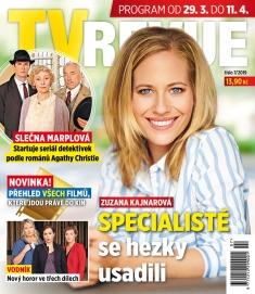 TV Revue č. 7 / 2019