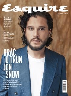 Esquire č. 4 / 2019