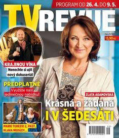 TV Revue č. 9 / 2019