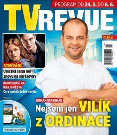 TV Revue č. 11 / 2019