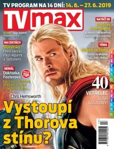 TV Max č. 13 / 2019
