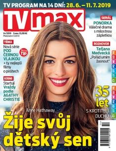 TV Max č. 14 / 2019