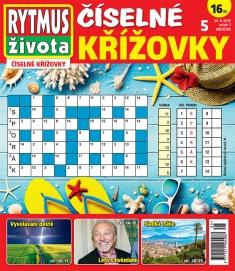 Rytmus života Číselné křížovky č. 5 / 2019