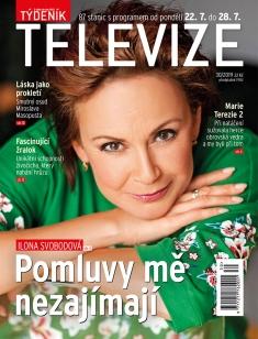 Týdeník Televize č. 30 / 2019