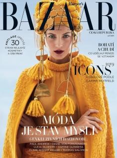Harper's Bazaar č. 9 / 2019