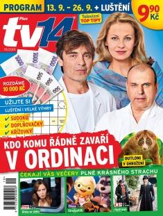 TV Plus 14 č. 19 / 2019