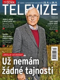 Týdeník Televize č. 39 / 2019