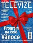 Týdeník Televize přináší nejobsáhlejší číslo roku s programem na celé Vánoce