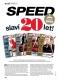 Časopis SPEED slaví dvacet let na trhu