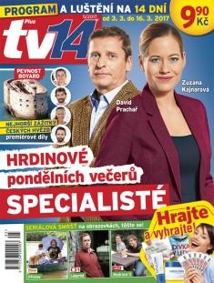 TV Plus 14 č. 5 / 2017