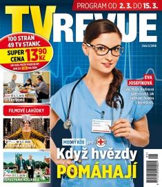 TV Revue č. 5 / 2018