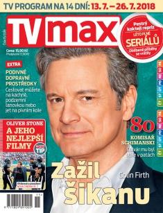 TV Max č. 15 / 2018