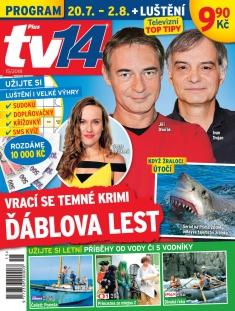 TV Plus 14 č. 15 / 2018