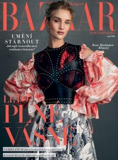 Harper's Bazaar č. 8 / 2018