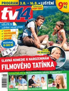 TV Plus 14 č. 16 / 2018