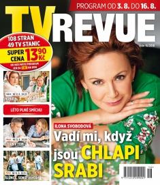 TV Revue č. 16 / 2018