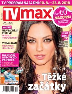 TV Max č. 17 / 2018