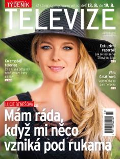 Týdeník Televize č. 33 / 2018