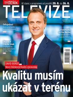 Týdeník Televize č. 34 / 2018