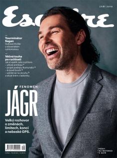 Esquire č. 9 / 2018