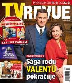 TV Revue č. 19 / 2018