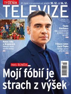 Týdeník Televize č. 50 / 2018