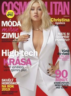 Cosmopolitan č. 1 / 2019