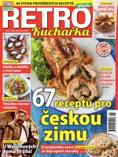Retro kuchařka č. 1 / 2019