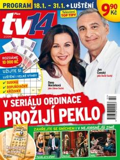 TV Plus 14 č. 2 / 2019