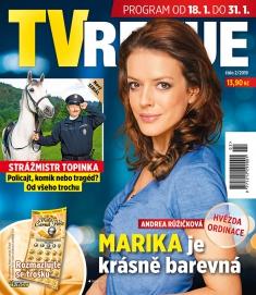 TV Revue č. 2 / 2019
