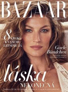 Harper's Bazaar č. 2 / 2019