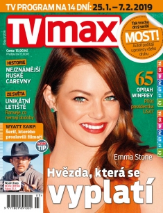 TV Max č. 3 / 2019