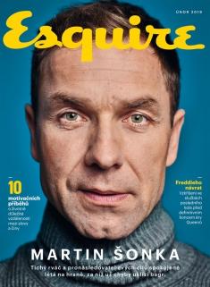Esquire č. 2 / 2019