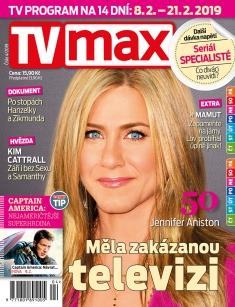 TV Max č. 4 / 2019