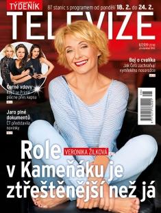 Týdeník Televize č. 8 / 2019